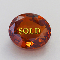 Hessonite Gomedha Gem for Rahu