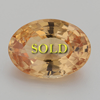 Hessonite Astrological Gem for Rahu
