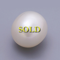 GIA Certified Top Quality Saltwater Natural Pearl 2.53 carats
