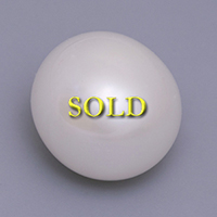 GIA Certified Top Quality Natural Pearl 2.68 carats