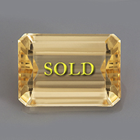 Imperial Yellow Topaz