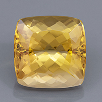Fine Untreated Yellow Topaz for Vedic Astrology (Jyotish) and Ayurveda, 3.58 carats